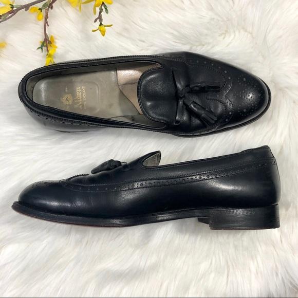 266bdaf4719 Alden Other - Alden New England Mens Wingtip Tassel Loafers